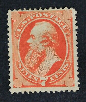 CKStamps: US Stamps Collection Scott#160 7c Unused NG CV$400