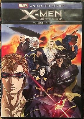 Marvel X-Men Animated Series. 2 Disc Set. All 12 Episodes. 285 Minutes Run Time.