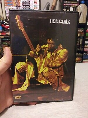 Jimi Hendrix - Band of Gypsies: Live at the Fillmore East [New DVD]