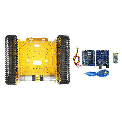 T200 DIY Smart Robot Tank Chassis Tracking Car Kit for Arduino DIY