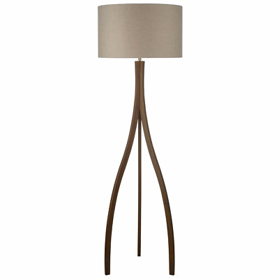 Home Collection - Wooden 'Kade' floor lamp