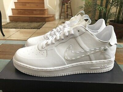 more photos 6ea3f 22676 Nike Air Force 1 Low NCXL Noise Cancelling Pack White CI5766 110 size 13