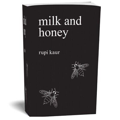 Milk And Honey By Rupi Kaur (PDF-EPUB)