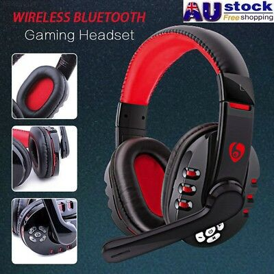 OVLENG BT Gaming Headset Headphones with Microphone For PS4/PC/Phone For PUBG