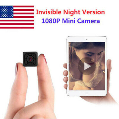 US SQ11 Spy Hidden DV DVR Camera Full HD 1080P Mini Car Dash Cam IR Night Vision