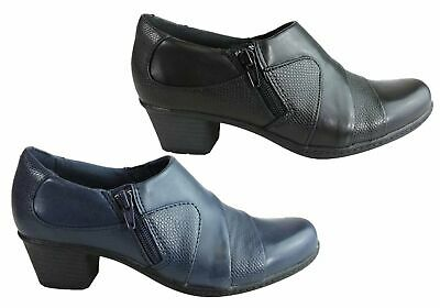 New Planet Shoes Thea Womens Comfortable Leather Low Heel Shoes