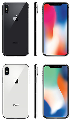 Apple iPhone X 64GB Spacegrau Grau Silber WOW AKTIONSANGEBOT