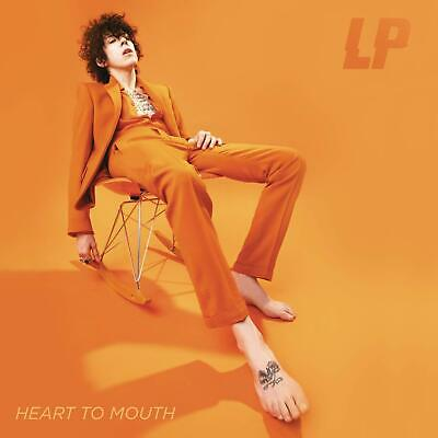 Lp - Heart To Mouth  Cd Pop-Rock Internazionale