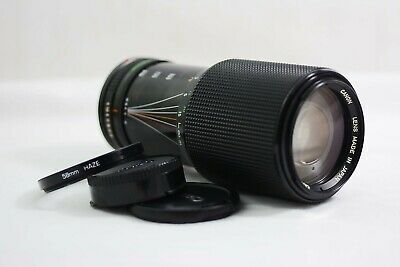 Canon Fd 70-210Mm F4 Canon Zoom Camera Lens