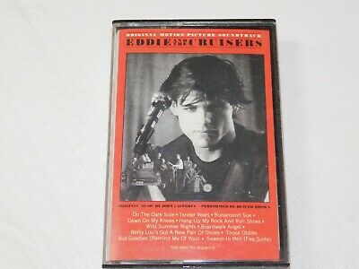 Eddie and the Cruisers Original Motion Picture Soundtrack Cassette Tape 1983 CBS
