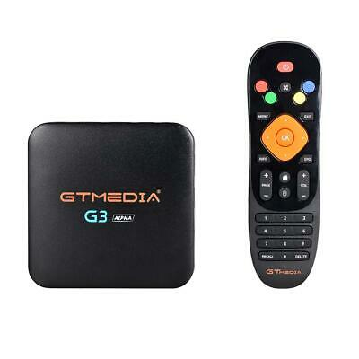 GTMEDIA, Quad Core Android Amlogic 7.1 G3 Alpha 16G WiFi intégré BT Set Top Box