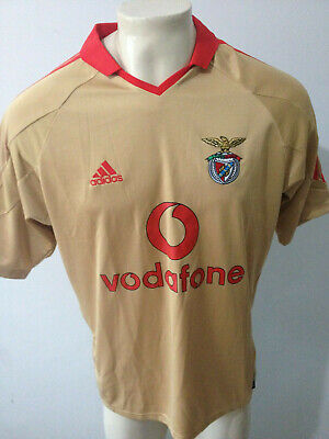 huge discount 60f88 e72be JERSEY SL BENFICA Adidas Vodafone - Vintage