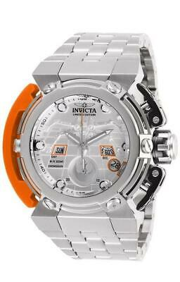 Invicta Star Wars X-Wing Limited Edition Stainless Chronograph Watch 26718 RARE