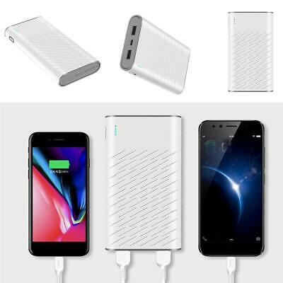Dual USB Portable Power Bank External Mobile Phone Quick Charge Battery N4U8