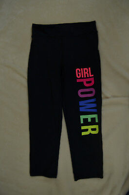 GIRLS GAPFIT Girl Power LEGGINGS SIZE Large