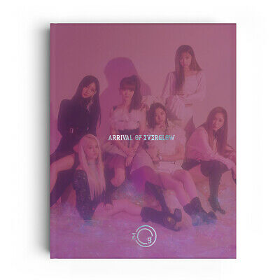 EVERGLOW - ARRIVAL OF EVERGLOW (Vol.1) CD+Photobook+Photocard+Tracking no.