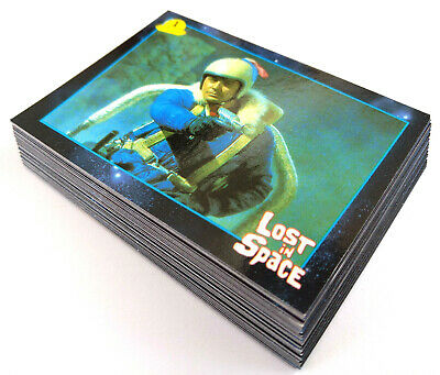 1996 AUS Fox Video LOST IN SPACE SET OF 30 CARDS