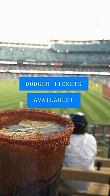 Dodger Tickets. Vs  Diamondbacks, Giants, Brewers,  Pirates, Yankees, Reds.