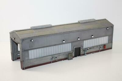 Bachmann Scenecraft 1:76 44-126 Single Road Servicing shed New FNQHobbys
