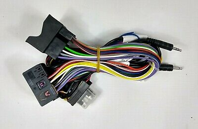 Vw Bluetooth Touch Tpk Music Interface Handsfree Phone Interface Cable Lead