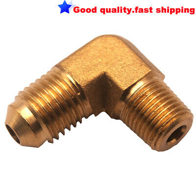 Motamec AN 10 AN10 Straight Push On Barb Hose End Alloy Fuel Oil Fitting