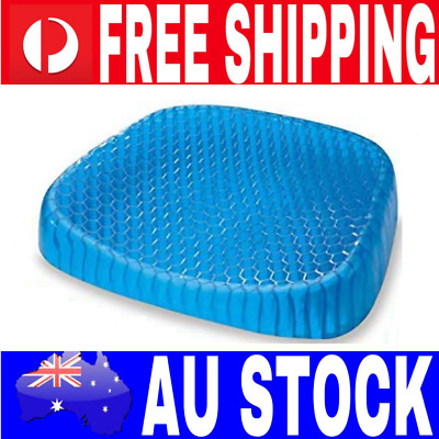 Memory Foam Seat Gel Cushion Support Orthopedic Pillow Pain Relief Seat Chair