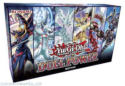 YuGiOh! Duel Power Box :: 36 Ultra Rare Cards + Game Board :: Brand New And Seal