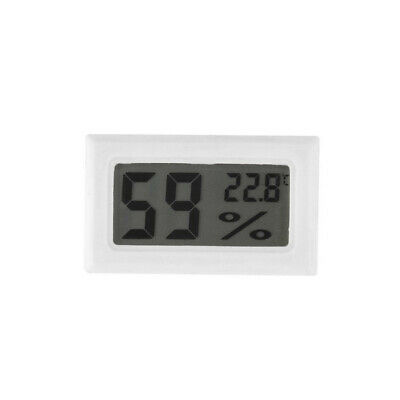 Mini Digital LCD Indoor Temperature Humidity Meter Thermometer Hygrometer CHZ