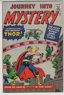Journey Into Mystery # 83  Fn+  1St App Thor  Golden Record Reprint  1962