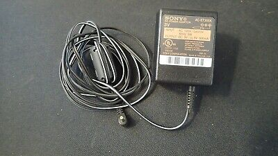 Sony AC-ET305K 3V 500mA Power Supply AC Adapter