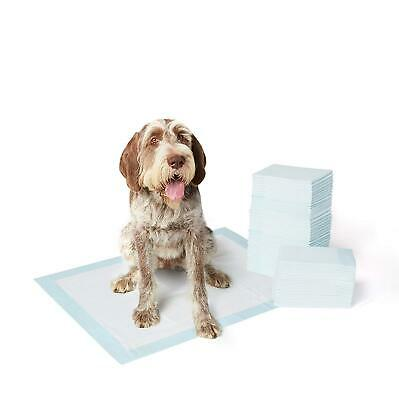 "AmazonBasics Pet Training and Puppy Dog Pads, Extra Large, 28"" x 34"", 60 Count"