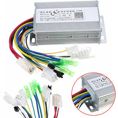 PWM DC 12V-36V 500W Brushless Motor Speed Controller Switch Without Hall LP09