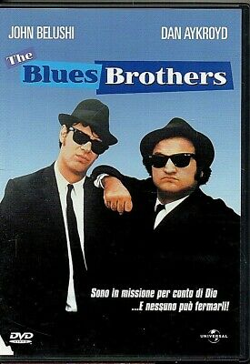 The Blues Brothers - Dvd (Usato Ottimo)