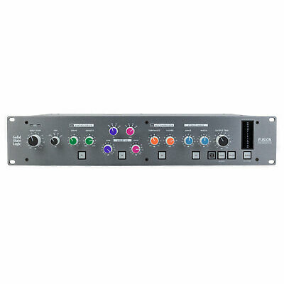 SSL Solid State Logic Fusion Analog Outboard Master Processor