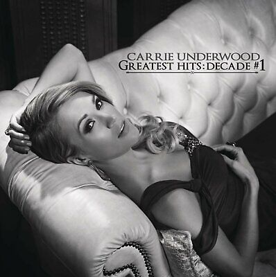 Carrie Underwood - Greatest Hits - Decade #1-  NEW 2 x CD Set  (sealed)
