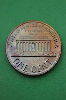 Florida Toned 1976 S Lincoln Memorial Cent Proof Flat Rate Shipping TOM40