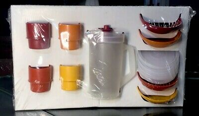 15pc NEW VNTAGE TUPPERWARE *Mini Serve It* Children's Party Set (unopened)