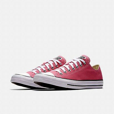 CONVERSE CHUCK TAYLOR Low Top Ox PINK PAPER Men's 10 Womens