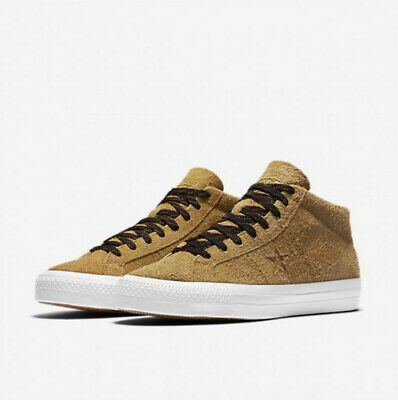 0dcadf2a2cf7 Converse One Star Pro Suede Mid Men s Sneaker 153476C size 13