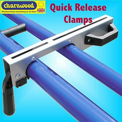 Charnwood W215/1 Pair of Additional Clamps For W212 & W215 Tool Stand