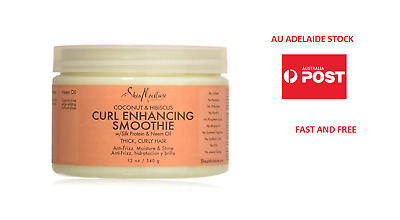Shea Moisture Coconut and Hibiscus Curl Enhancing Smoothie 340 g