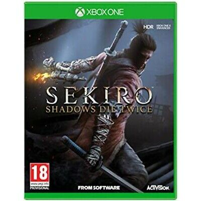 Sekiro: Shadows Die Twice /xbox One