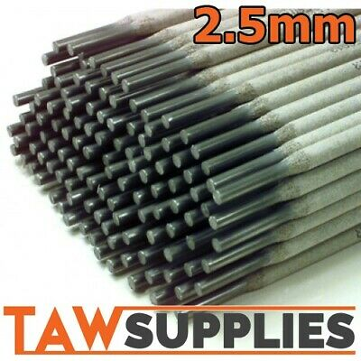 Premium E6013 Mild Steel ARC, Stick Welding Electrodes Rods 2.5mm