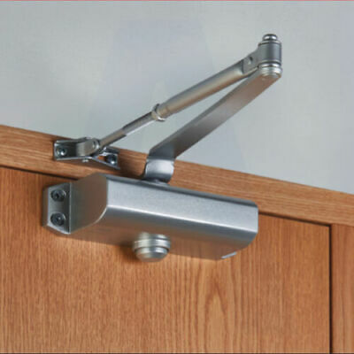 Heavy Duty Metal Fire Rated Door Closer Automatic Closing Hardware Adjustable