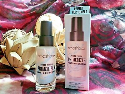 Smashbox Photo Finish PRIMERIZER Primer + Moisturizer In 1 NIB1oz/30ml Full Size
