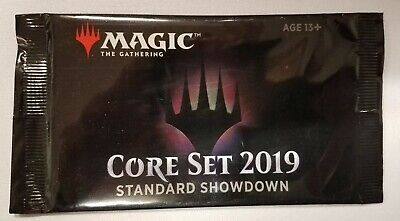 Magic the Gathering Core Set 2019 Standard Showdown Pack x1 Sealed