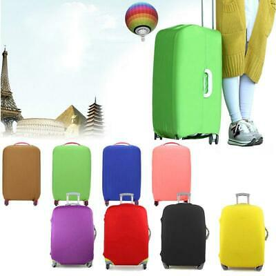 Travel Elastic Luggage Protector Suitcase Cover Carrier Bag Anti Scratch CZ