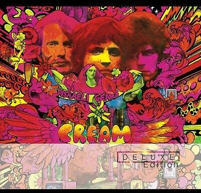 Cream - Disraeli Gears [New CD] Deluxe Edition, Expanded Version, Rmst, Digipack