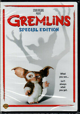 GREMLINS The MOVIE on a SPECIAL EDITION of CHILDRENS Kids CLASSIC COMEDY Horror!