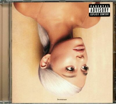 GRANDE, Ariana - Sweetener - CD